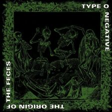 TYPE O NEGATIVE The Origin Of The Feces CD 2007