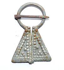 VICHINGO CON BRONZO penannular spilla / fibula-regalo storico-ST51