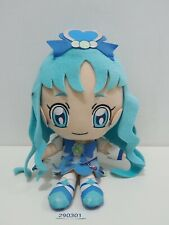 "Heartcatch Pretty Cure! Precure MARINE Banpresto DX 11"" Plush 2010 Doll 46733"
