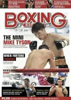 BOXING MONTHLY Magazine JAPAN'S MINI MIKE TYSON Nagoya Inque MAY 2019 UK Edition