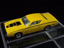 Hot Wheels 2009  Models '71 Dodge Charger R/T - 440 Six Pack - Yellow & Black