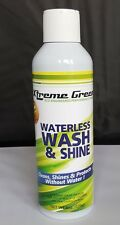Xtreme Green Waterless Wash & Shine  CLEANS, SHINES & PROTECTS 6oz