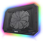 Havit RGB Laptop Cooling Pad Gaming Laptop Cooler with Larger Quiet Cooling Fan