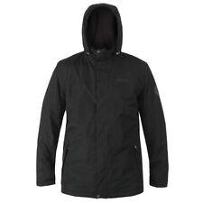 Cappotti e giacche da uomo neri, con colletto a camino