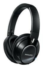 Philips Shb9850nc Wireless Headphones Active Noise Cancelling Bluetooth NFC