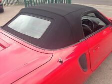 Toyota MR2 - Black - New Soft Top Hood in Mohair Original Style