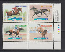 CANADA MNH STAMP SET 1999 CANADIAN HORSES SG 1903-1906 O/G