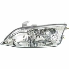 For ES300 97-01, Driver Side Headlight, Clear Lens