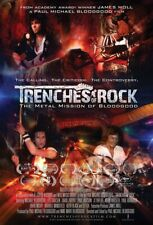 BLOODGOOD - Trenches of Rock DVD DOCUMENTARY (NEW*US WHITE METAL KILLER)