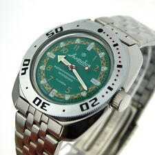 Vostok Amphibia diver watch 200m. sub. 710439