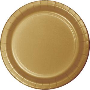 "Bulk 7"" Dessert Paper Plates, 240ct"