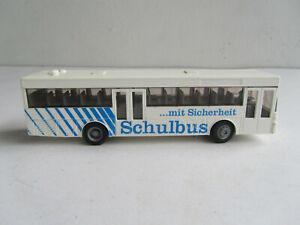"""FALLER Car System - Lienenbus """"... mit Sicherheit Schulbus"""" ohne OVP"""