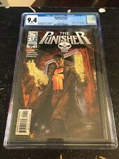 Punisher#1 Incredible Condition 9.4(1998) Cgc , Rare !!