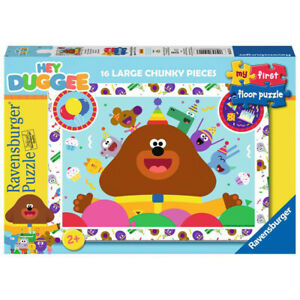 Ravensburger First Floor Puzzle Hey Duggee 16 Large Chunky Piece Jigsaw Puzzle