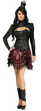 Fun World Women's Gothic Steampunk Sally Victorian Adult Costume Size S/M 2-8