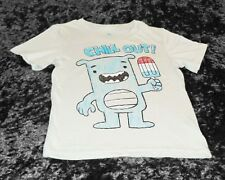 Summer Chill Out Popsicle Monster Toddler Boys T-Shirt from Circo (SIZE 4T) NEW!