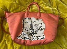 Authentic Louis Vuitton Beach Bag