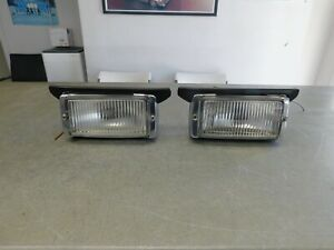 R107 560SL 350SL 380SL 450SL 500SL 450SLC 280SL FOG LIGHT SET EYE BROW LT & RT