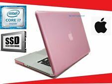 """15.4"""" Apple MacBook Pro 15 i7 Quad 16GB 250GB SSD + 2000GB Ultrabook Business"""