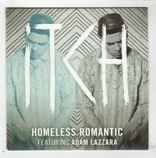 (FZ206) Itch, Homeless Romantic ft Adam Lazzara - 2013 DJ CD