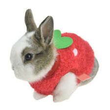 Cat Kitten Clothes Doggie Outfit Puppy Coat F Rabbit Guinea Pig Hamster Squirrel