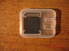 New T-Flash Tf to Sd Card Adapter Sdhc Memory TransFlash T-Flash