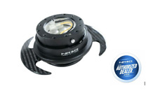 Nrg 30 Gen Steering Wheel Quick Release Hub Black Amp Carbon