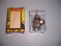 1996 Grolier Walt Disney's The Jungle Book Baloo First Issue Christmas Ornament