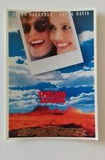 "MOVIE POSTCARD - Thelma & Louise 6""X4"" Movie Film Collectors Postcard Lot 1"