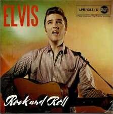 Elvis Presley - ROCK AND ROLL - 10'' LP - Black Vinyl - New & Sealed