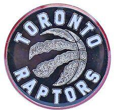 TORONTO RAPTORS - TEAM LOGO - LAPEL/HAT PIN - BRAND NEW - NBA-PN-001-15