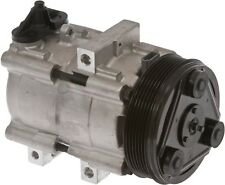 Brand New A/C AC Compressor With Clutch Fits: 2004 Ford F150 Heritage 4.6L