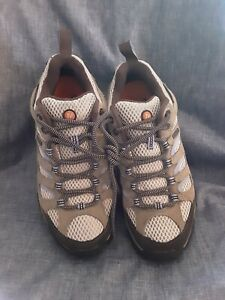 Merrell Women Size 7 Trail Hiking Vibram Shoes