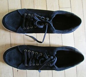 Cole Haan Shoes Oxford Quincy Sport Sneaker Black Size 10.5 New