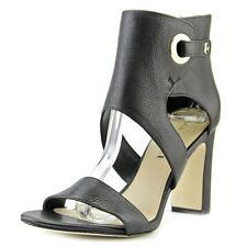 Via Spiga Adra Ankle Cuff Dress Sandals Black 9.5 US / 41 EU Display