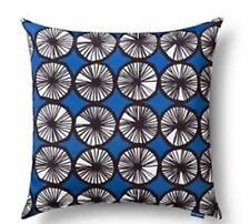Marimekko Target Indoor/Outdoor Square Pillow Blue Black White NWT (HAVE 2) NEW