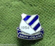 #D42.  1954  SOUTH  ADELAIDE FOOTBALL  CLUB   SANFL   BADGE