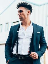Colourful Suspenders for Men and Women Range of Colours Adjustable Braces Fancy