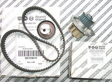FIAT 500 PUNTO PANDA STILO IDEA BRAVO 1.2 1.4  GENUINE Cam Belt Kit & Water Pump