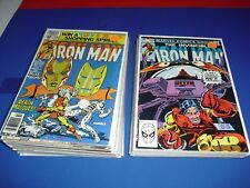 Huge lot of 35 Iron Man Comics Issues 139-143, 145, 148, 149 & 151-155! 1980 059