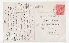 Staghampton 1931 Postmark on Postcard, B106