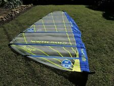 North Sails Wind Surfing Sail Prisma 6.8 Meter Square Gc With Storage Bag