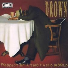 Drown Product of a two faced world (1999) [CD]
