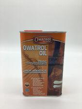 Owatrol Öl Kriechöl Rostschutz Holzschutz 0 5ltr