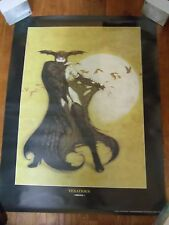 ~~ BROM ~ VEXATIOUS POSTER  ~ 2002 ~ HARD TO FIND! ~~