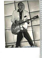 RALF BENDIX 1961 ROCK & ROLL - Foto KEYSTONE FEATUREDIENST