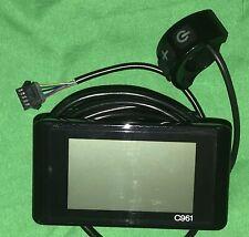 C961 E-Bike Bigstone LCD Display