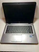"""HP EliteBook 840 G3 14"""" Intel Core i7-6600U 2.60GHz 8GB RAM 256GB SSD Win 10 Pro"""