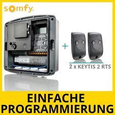 *SOMFY* AXROLL RTS 2x Keytis 2 RTS Steuerung Rolltor Garagentor Rolltorsteuerung