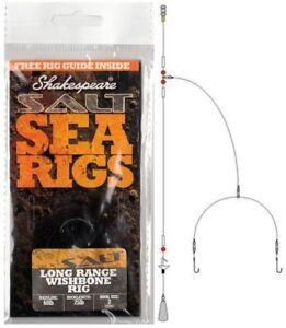 Shakespeare Long Range Wishbone Fishing Rig - 1278767